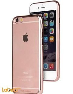 Viva madrid Metalico flex case - for iPhone 6/6S - Rose gold