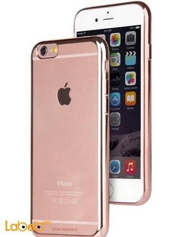 Viva madrid Metalico flex case for iPhone 6/6S Rose gold