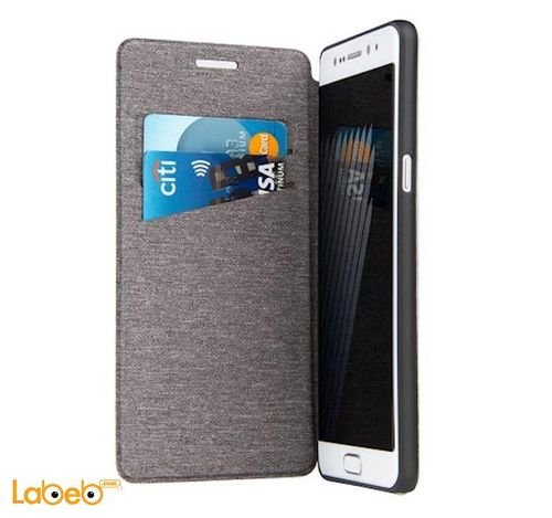 Viva madrid Atleta Polo cover for Galaxy Note 7 Brown