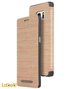 Viva madrid Atleta Polo cover - for Galaxy Note 7 - Brown color