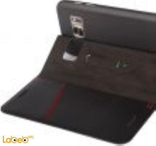 غطاء ماركة Viva madrid مناسب لسامسونج جلاكسي S7 لون أسود