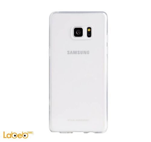Viva madrid case back for Galaxy Note 7 smartphone Hibrido Clear