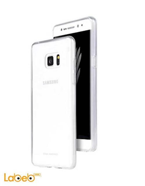 Viva madrid case for Galaxy Note 7 smartphone Hibrido Clear