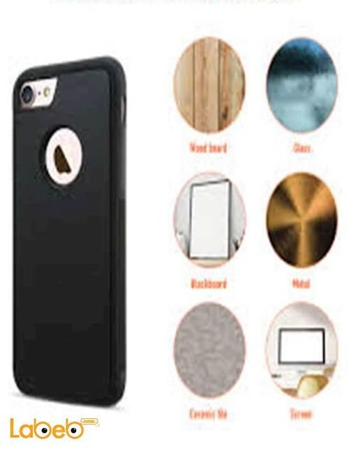 Anti gravity mobile case Black Suitable for iPhone 7 plus