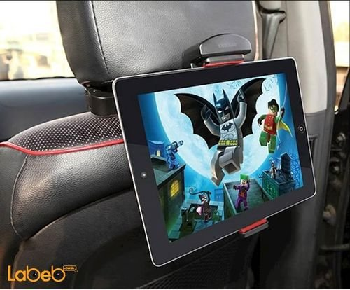 Exogear ExoMount Headrest Tablet Mount Features Up to 10inch