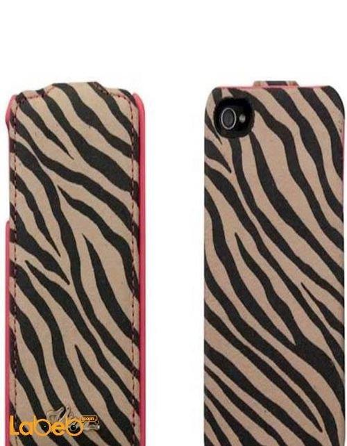 Viva madrid iPhone 4/4S cover Cream color Foldable