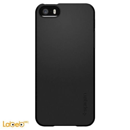 Spigen Mobile Cover back For iPhone 5/5S Black color Slim fit