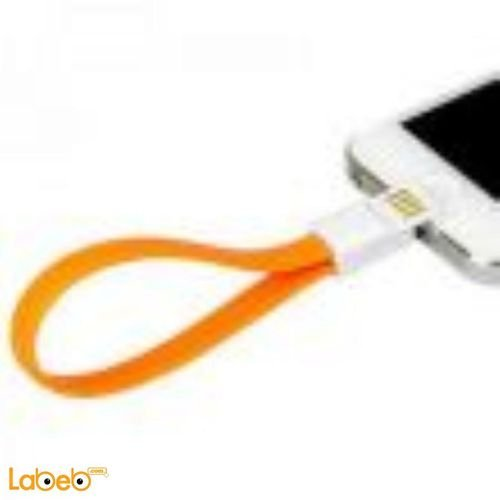 Vojo Cable charger Magnetic For Apple devices Orange color