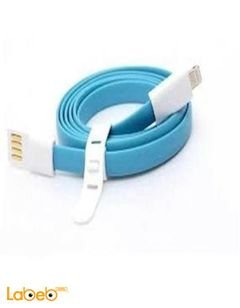 Vojo Cable charger - Magnetic - 1.2m length - Blue color