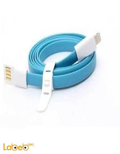 Vojo Cable charger Magnetic 1.2m length Blue color