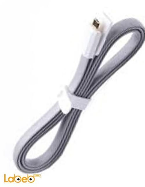 Vojo Cable charger Magnetic 1.2 m length Grey