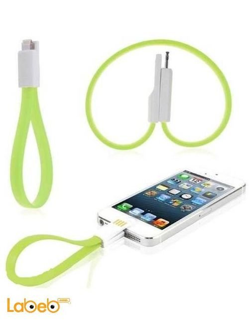 Vojo Cable Charger For Apple devices Magnetic Green