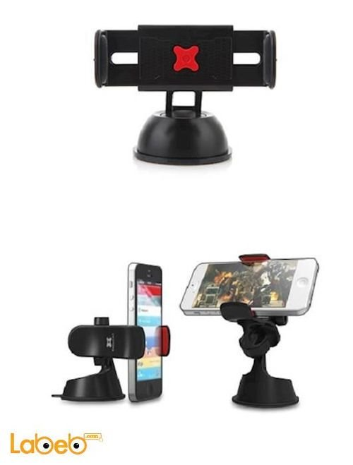 Exogear Car Holder For smartphones devices 3.5-5.8inch