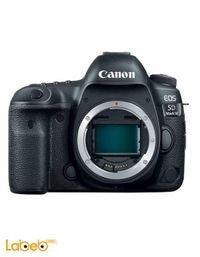 كاميرا كانون الرقمية حجم 3.2 أنش أسود موديل EOS 5D Mark IV Body