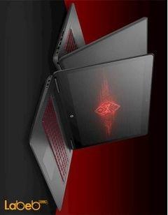 لابتوب HP New Omen - كور اي 7 - 16 جيجابايت - 1 تيرابايت - أسود