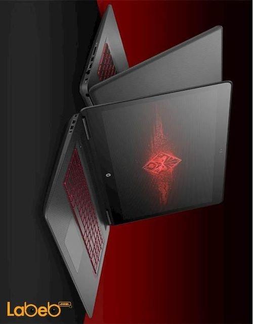 لابتوب HP New Omen كور اي 7 رام 16 جيجابايت 1 تيرابايت أسود