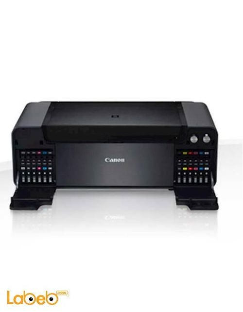 Canon Printer 12 Single Inks USB 2.0 Black Color PIXMA PRO-1