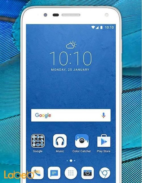 Alcatel POP4 Smartphone 8GB 5' inch Grey color 5051D model