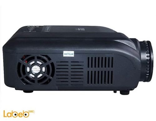 DVD Projector Home Theater Portable 320x240P resolution DVD-3680