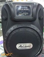 Ailiang Portable speaker Bag design USB Black color AH-6C-DT