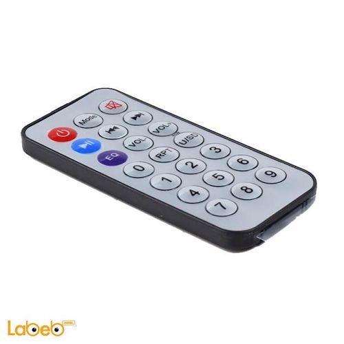 LED Light Extra Large Woofer Portable Bluetooth Speaker remote control MS-72BT
