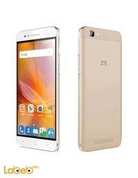 موبايل ZTE BLADE A610 ذاكرة 16 جيجابايت 5 انش 4G ذهبي