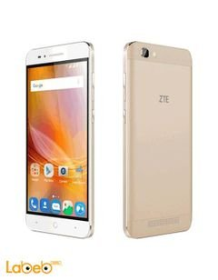 ZTE BLADE A610 Smartphone - 16GB - 5inch - 4G - Gold color