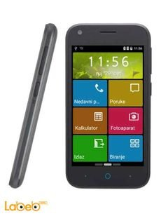 ZTE BLADE L110 Smartphone - 4GB - 4inch - 3G - Black color