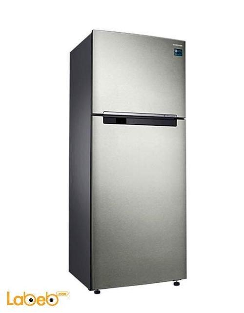 Samsung Refrigerator top freezer 453L Silver RT46K6030SP