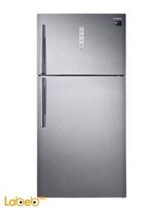 Samsung Refrigerator top freezer - 585L - Silver - RT58K7010SL