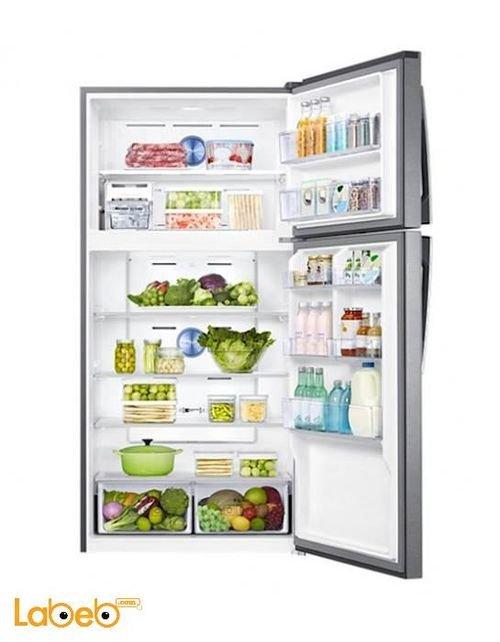 Samsung Refrigerator top freezer 585L Silver RT58K7010SL