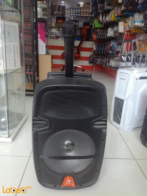 XFORM Speaker system with microphone 100Watt XF-TR1001