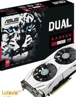 ASUS Radeon RX480 graphic 8GB DDR5 1325MHz Dual series