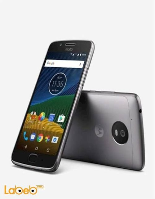 Moto G5 Smartphone 16GB 5 inch Black Colour