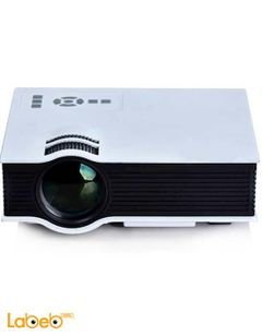 JBS projector - 1080P - HDMI - White color - UC-40 model