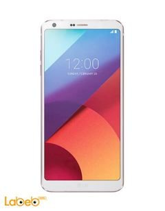 LG G6 Smartphone - 64GB - 4GB RAM - 5.7inch - White color