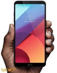 موبايل ال جي G6 ذاكرة 64 جيجابايت 5.7 انش لون أسود