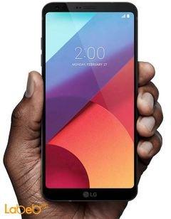 موبايل ال جي G6 - ذاكرة 64 جيجابايت - 5.7 انش - لون أسود