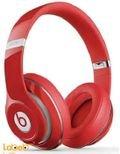 سماعة رأس بلوتوث لاسلكية Beats - توصيل حتى 10 متر - أحمر - STN-13
