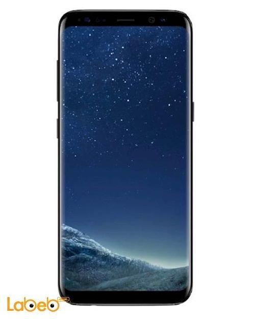 Samsung S8 smartphone 64GB 5.8inch Midnight Black