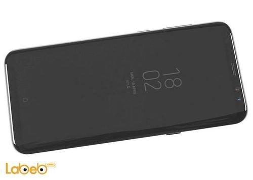 سامسونج  S8 plus ذاكرة 64 جيجابايت 6.2 انش لون أسود