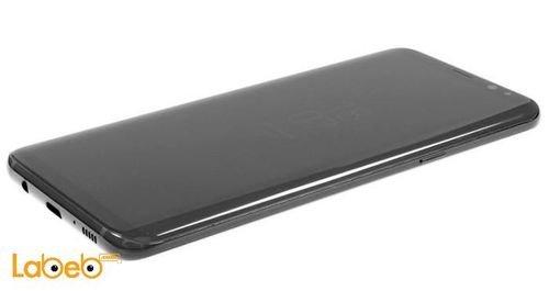 شاشة موبايل سامسونج  S8 plus ذاكرة 64 جيجابايت 6.2 انش لون أسود