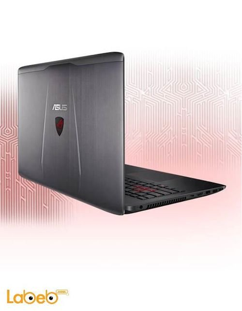 Asus Gaming Laptop ROG i7 16GB 15.6 inch Black GL552VW model