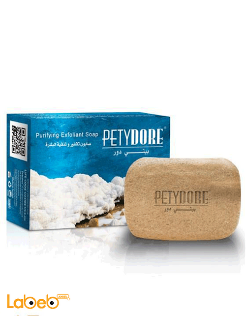 Petydore Purifying Exfoliant Soap Brown 6254000079328