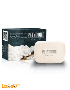 Petydore Revitalizing Dead Sea Mineral Soap - 6254000079304
