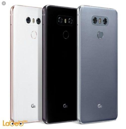 LG G6 Smartphone 32GB 5.7inch White color