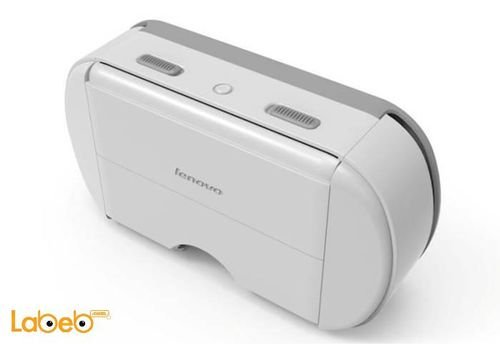 Lenovo virtual  reality glasses 5-6inch screen White V200