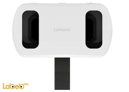 Lenovo virtual  reality glasses 5-6inch screen White V200 model