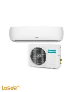Hisense Air Conditioner - 2 Ton - White - AS-24TR4SFATG