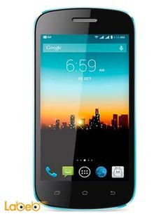 Posh Kick mobile - 4GB - 4 inch - Blue - Kick Lite S410 model